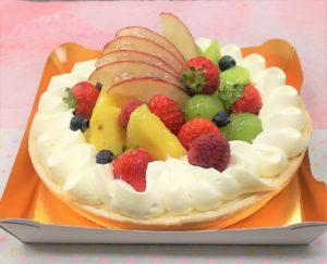 ホールケーキ・デコレーションケーキ
