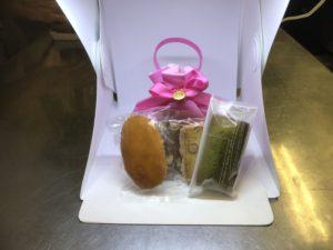 焼き菓子4種